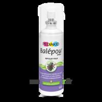 Pédiakid Balepou Solution antipoux Huiles essentielles 100ml+shampooing à YZEURE