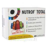 Nutrof Total Caps Visée Oculaire B/60 à YZEURE