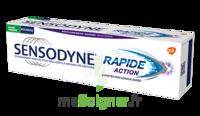 Sensodyne Rapide Pâte dentifrice dents sensibles 75ml à YZEURE