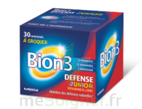 Bion 3 Défense Junior Comprimés à croquer framboise B/30 à YZEURE
