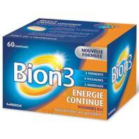 Bion 3 Energie Continue Comprimés B/60 à YZEURE