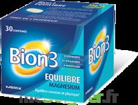 Bion 3 Equilibre Magnésium Comprimés B/30 à YZEURE