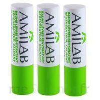 Amilab Baume labial réhydratant et calmant lot de 3 à YZEURE