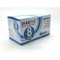Diabfine Aiguille pour stylo injecteur 31Gx8mm B/100 à YZEURE