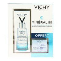 Vichy Minéral 89 + Aqualia Coffret à YZEURE