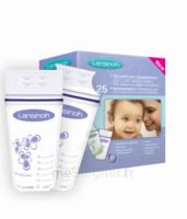 Lansinoh Sachet congélation lait maternel B/25 à YZEURE