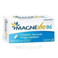 Magnevie B6 100 mg/10 mg Comprimés pelliculés Plaq/60 à YZEURE