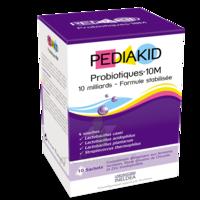 Pédiakid Probiotiques 10M Poudre 10 Sachets à YZEURE