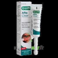 Gum Aftaclear Gel aphtes lésions buccales 10ml à YZEURE