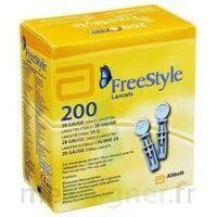 Freestyle Papillon Lancette B/200 à YZEURE