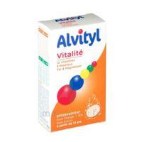 Alvityl Vitalité Effervescent Comprimé effervescent B/30 à YZEURE
