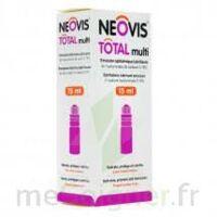 NEOVIS TOTAL MULTI S ophtalmique lubrifiante pour instillation oculaire Fl/15ml à YZEURE