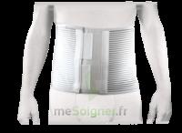 Stabilab Confort Ceinture abdominale - Blanc H30cm T120 à YZEURE