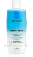 Respectissime Lotion waterproof démaquillant yeux 125ml à YZEURE