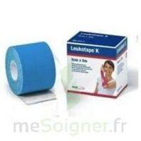 LEUKOTAPE K Sparadrap bleu 2,5cmx5m à YZEURE