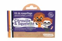 Kit 3 Couleurs Citrouille & Squelette à YZEURE