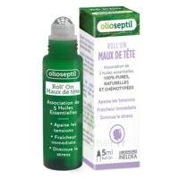 Olioseptil Huile essentielle maux de tête Roll-on/5ml à YZEURE