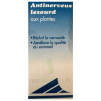 Lesourd Antinerveux aux plantes Solution buvable 45ml à YZEURE