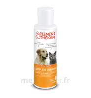 Clément Thékan Vital'Form Solution buvable vitamines chien chat Fl/60ml à YZEURE