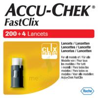 Accu-chek Fastclix Lancettes B/204 à YZEURE
