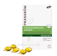 Aromaforce Caps bronches bio B/30 à YZEURE