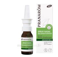 Aromaforce Solution nasale dégage le nez 15ml à YZEURE