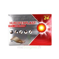 Nurofenplast 200 Mg Emplâtre Médic 4sach à YZEURE