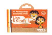 Kit 3 Couleurs Lion & Girafe à YZEURE