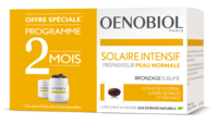 Oenobiol Solaire Intensif Caps Peau Normale 2*pot/30 à YZEURE
