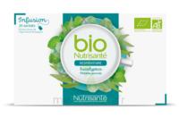 Nutrisanté Infusions Bio Respiratoire 20 Sachets à YZEURE