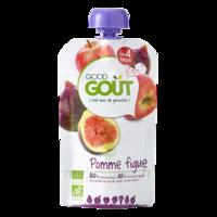 Good Goût Alimentation Infantile Pomme Figue Gourde/120g à YZEURE