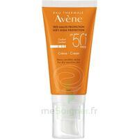 Acheter Avène Eau Thermale SOLAIRE Crème 50+ 50ml à YZEURE