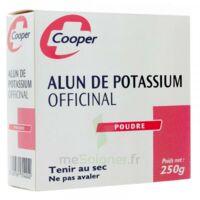 Cooper Alun Potassium Poudre B/250g à YZEURE