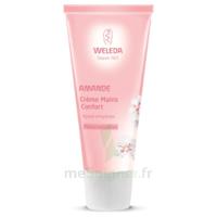Weleda Crème Mains Confort à L'amande 50ml à YZEURE