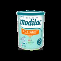 Modilac Actigest 2 Lait En Poudre B/800g à YZEURE