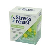 Stress Resist Poudre Stress & Fatigue 30 Sticks à YZEURE