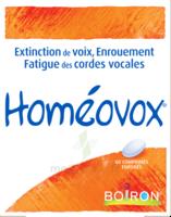 Boiron Homéovox Comprimés à YZEURE