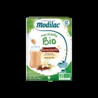 Modilac Céréales Farine Cacao Vanille Dès 12 Mois B/250g à YZEURE