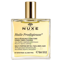 Huile prodigieuse®- huile sèche multi-fonctions visage, corps, cheveux50ml à YZEURE