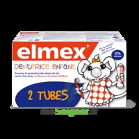 Elmex Duo Dentifrice Enfant, Tube 50 Ml X 2 à YZEURE