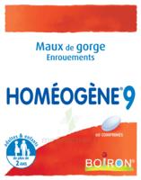 Boiron Homéogène 9 Comprimés à YZEURE