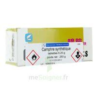 Cooper Camphre Tablettes 250g à YZEURE