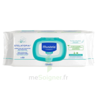 MUSTELA STELATOPIA Lingette nettoyante relipidante Dévidoir/50 à YZEURE