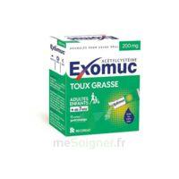 EXOMUC 200 mg glé usage oral en sachet 15 Sachets/2g à YZEURE