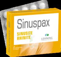 Lehning Sinuspax Comprimés à Croquer 3plq/20 à YZEURE
