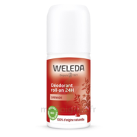Weleda Déodorant Roll-on 24h Grenade 50ml à YZEURE