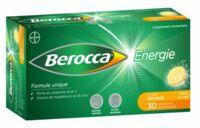 Berocca Energie Comprimés Effervescents Orange B/30 à YZEURE