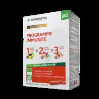 Arkofluides Bio Ultraextract Coffret Programme Immunité 3x10 Ampoules/10ml à YZEURE