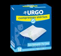 Urgo Compresse Stérile 7,5x7,5cm 50 Sachets/2 à YZEURE